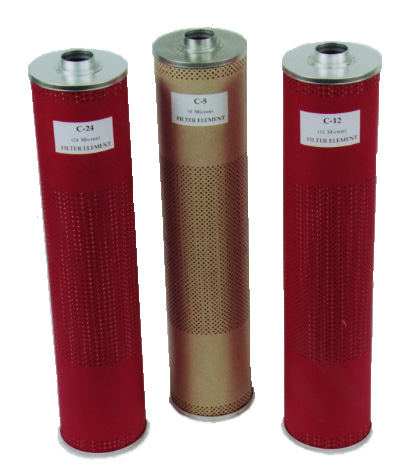 Cartridge Oil Filtration System
